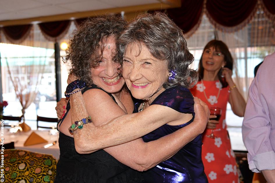 Yoga Master Tao Porchon-Lynch's 98th Birthday Party at the Taj Palace Restaurant in White Plains, NY - August 7, 2016