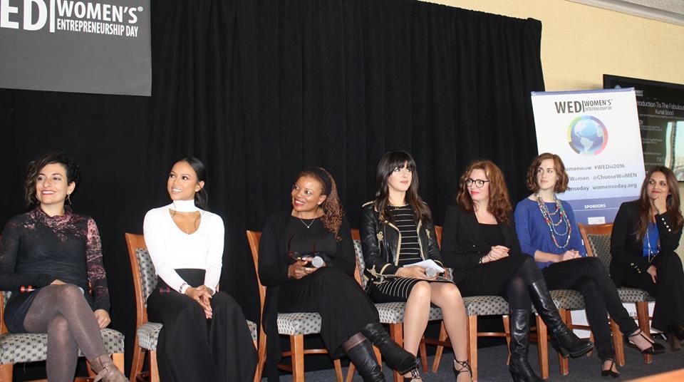 Women's Entrepreneurship Day at the United Nations in New York - November 18, 2016