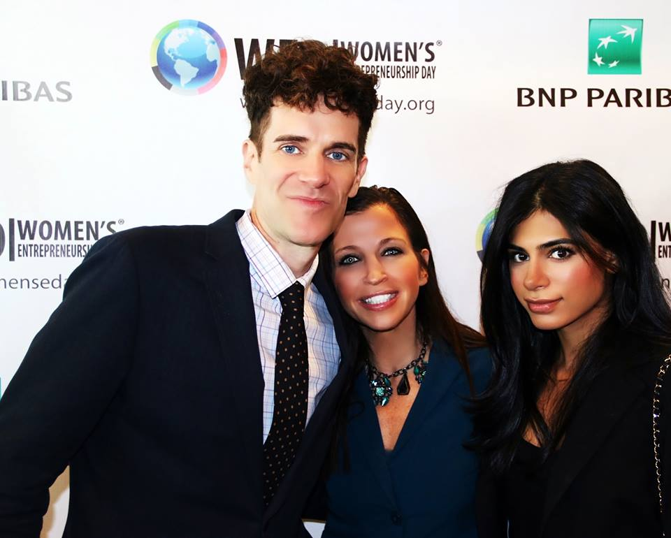 Women's Entrepreneurship Day at United Nations in New York - November 18, 2016