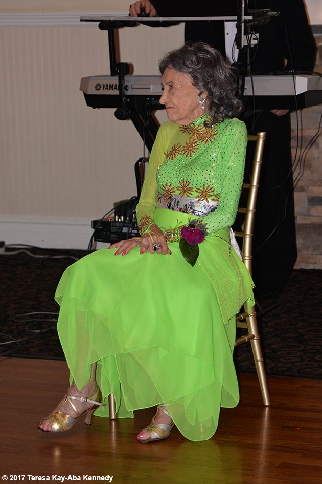 Tao Porchon-Lynch's 99th Birthday Party at the Mansion on Broadway in White Plains - August 13, 2017