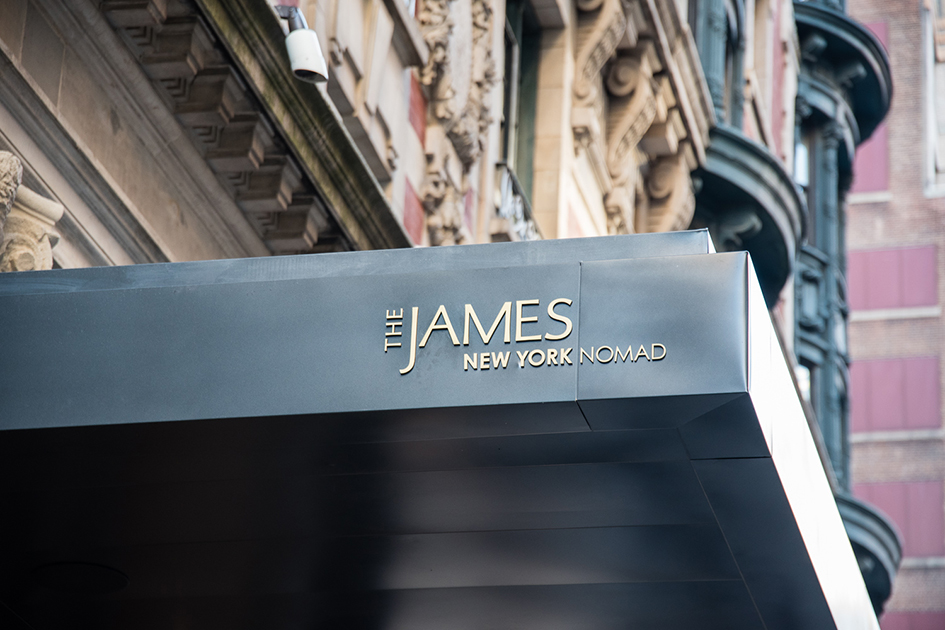 The James Hotel NoMad - October 3, 2017