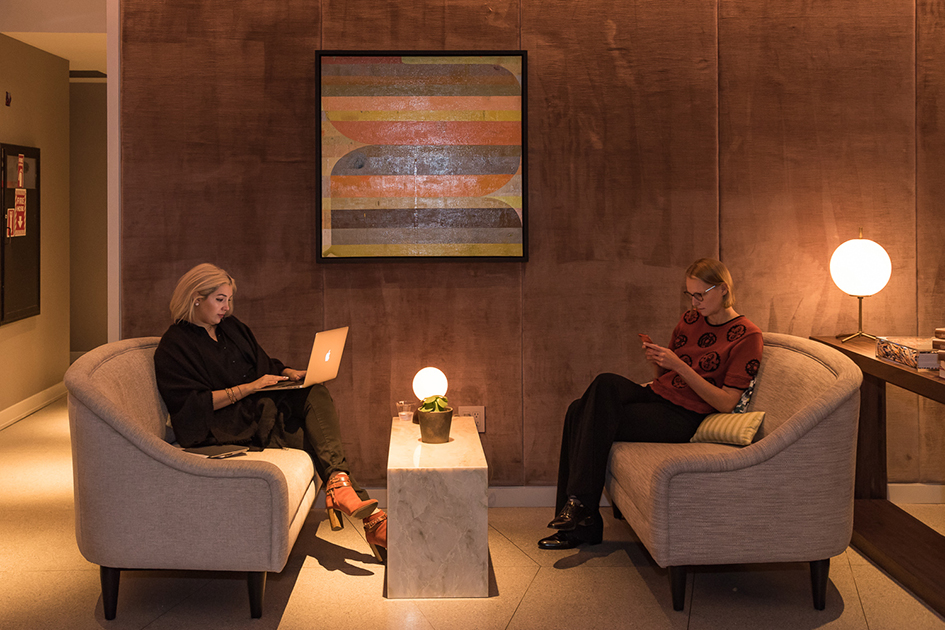 Conversation with a Master with 99-year-old Tao Porchon-Lynch and Teresa Kay-Aba Kennedy at The James Hotel NoMad - October 3, 2017