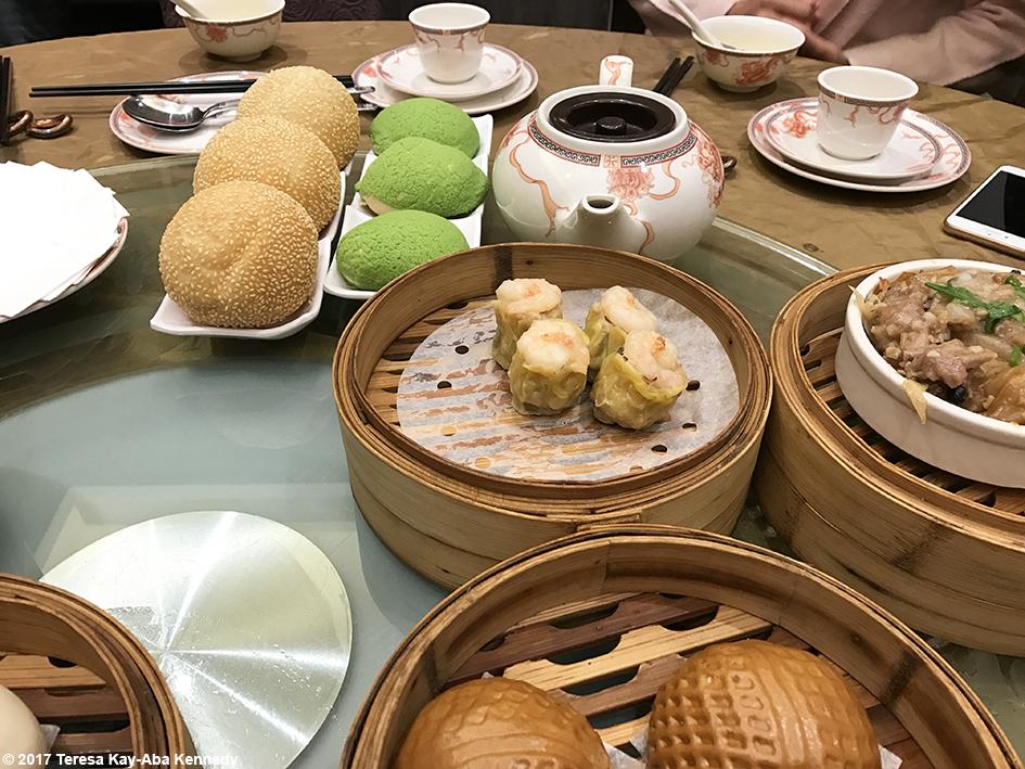 Vegetarian Food in Guangzhou, China – December 17, 2017