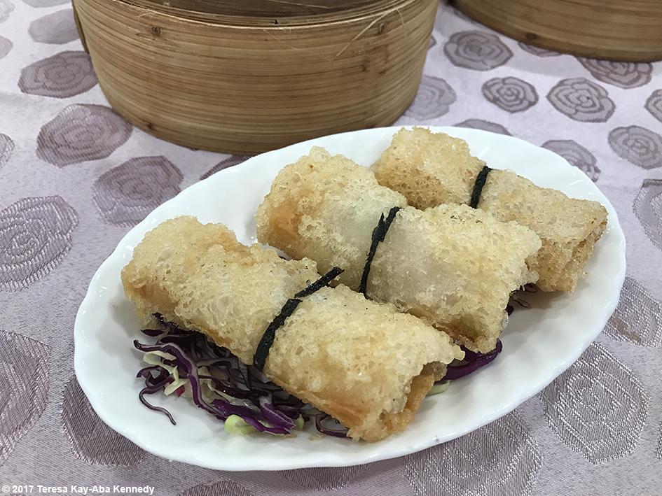 Traditional dish in Hong Kong – December 16, 2017